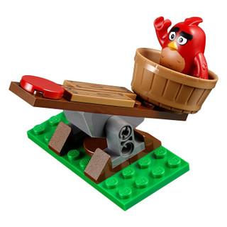 LEGO 乐高 Angry birds 愤怒的小鸟系列 拼插玩具