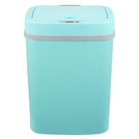 NST 纳仕达 智能垃圾桶 蓝色 12L 碱性电池不可充电