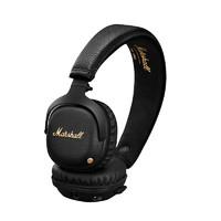 Marshall 马歇尔 MID ANC 无线蓝牙耳机 (通用、动圈、头戴式、32Ω、黑色)