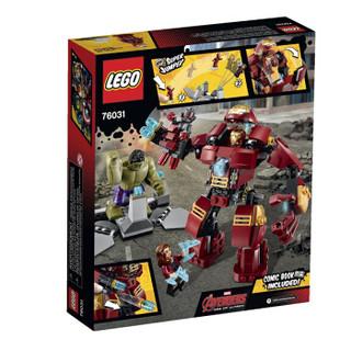 LEGO 乐高 超级英雄SC 拼插玩具