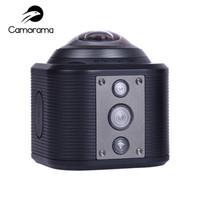 凯眸 真4K高清 360度全景运动摄像机 (灰色)