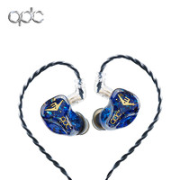 qdc 变色龙  ANOLE V3 耳机 (通用、动铁、入耳式)