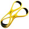FINIS 斐尼斯 游泳训练前臂 支点架 8字划桨 黄色成人款