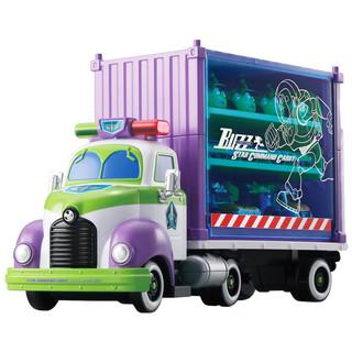 TAKARA TOMY 工程运输车 821465 集装箱卡车 巴斯光年