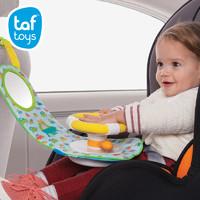 TAF TOYS 11135 婴儿车载方向盘 益智玩具