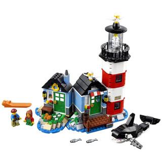 LEGO 乐高 创造FR 拼插玩具