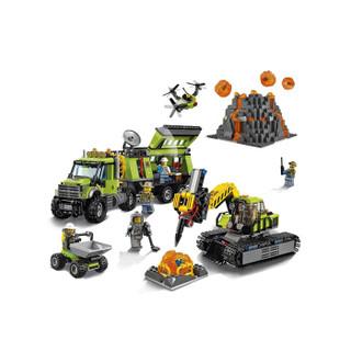 LEGO 乐高 城市FR 拼插玩具