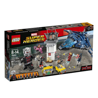 LEGO 乐高 76051 超级英雄TH 超级英雄机场之战