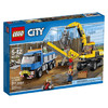 LEGO 乐高 城市SX 拼插玩具