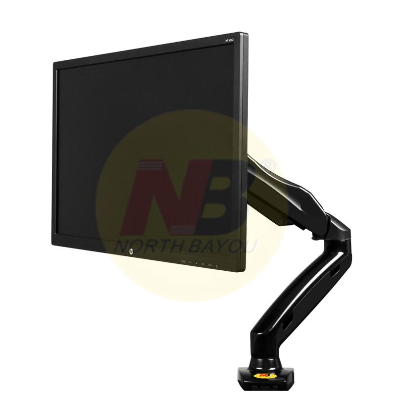 NORTH BAYOU F80 电脑显示屏桌面支架 标准孔装式