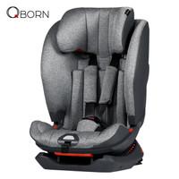 QBORN 汽车儿童安全座椅  9个月-12岁