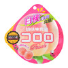 日本直邮 悠哈 酷露露白桃味果汁软糖 40g/包 14.9元