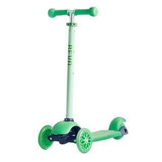BEVA 贝瓦 儿童滑板车(绿色)