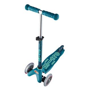 m-cro 米高 MMD056 儿童滑板车三合一  冰蓝色