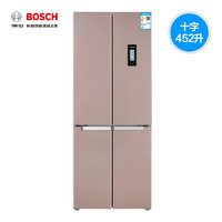 BOSCH 博世 BCD-452W(KMF46A66TI) 变频十字对开门冰箱
