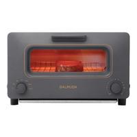 BALMUDA 巴慕达 蒸汽电烤箱 (黑色、9L、1300W)