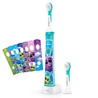 PHILIPS 飞利浦 HX6322 儿童电动牙刷