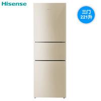 Hisense 海信 BCD-221WTD/Q 三门冰箱