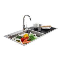 FOTILE 方太 JBSD2F-X5S 嵌入式水槽洗碗机 6套 黑色