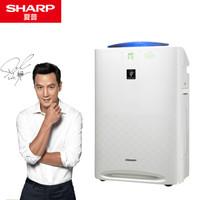 SHARP 夏普 KC-WE20-W  空气净化器