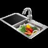 FOTILE 方太 JBSD2F-X5SL 水槽洗碗机