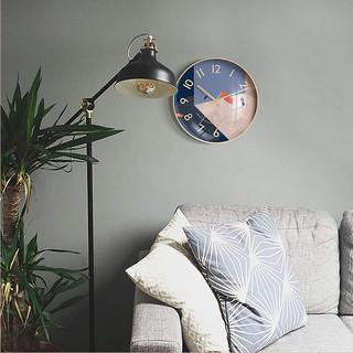 南十字星 客厅静音挂钟