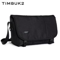 TIMBUK2 天霸 TKB1108-2-6114 单肩电脑包 音速黑 S