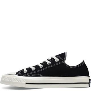 CONVERSE 匡威 162058C 中性经典复古帆布鞋 黑色 36.5/4