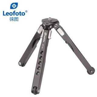 Leofoto 徕图 MT-03迷你桌面微单单反摄影摄像三脚架