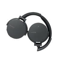 SONY 索尼 MDR-XB950N1 无线蓝牙耳机 (通用、动圈、头戴式、绿色)