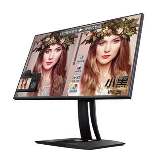 ViewSonic 优派 VP2468 IPS窄边显示器 黑色 23.8寸