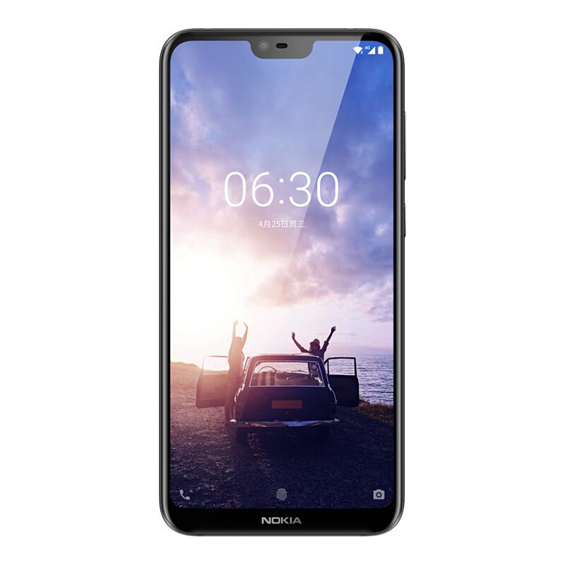 NOKIA 诺基亚 X6 智能手机 4GB+64GB