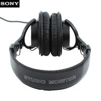 SONY 索尼 耳机 (通用、动圈、头戴式、63Ω、 MDR7506)