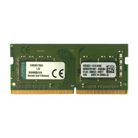 Kingston 金士顿 KVR24S17S8/4 ValueRAM DDR4 2400 笔记本内存 4GB