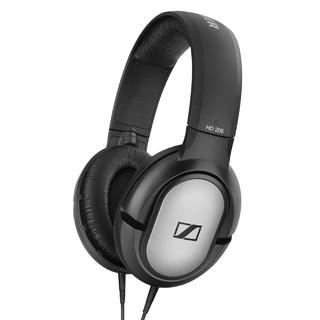 SENNHEISER 森海塞尔 HD206 头戴式有线耳机 黑色