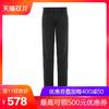 HUGO BOSS  纯色简约棉氨材质男士休闲裤 600元