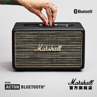 Marshall 马歇尔 ACTON 摇滚重低音HiFi无线蓝牙音箱 黑色