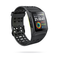 iWOWN 智能手表 (硅胶、黑色)