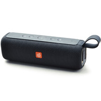 DOSS 德仕 DS-2099 户外蓝牙音箱 黑色升级版