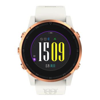 JTOUR 军拓 VIGOR 5 智能手表 (硅胶、铂金白)