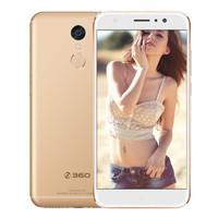 360 360手机 N4S升级版 智能手机 4GB+32GB 流光金