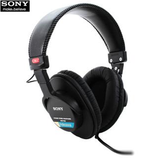 SONY 索尼 MDR-7506 专业录音监听耳机