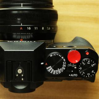 JJC SRB-C11R红色防尘快门按钮