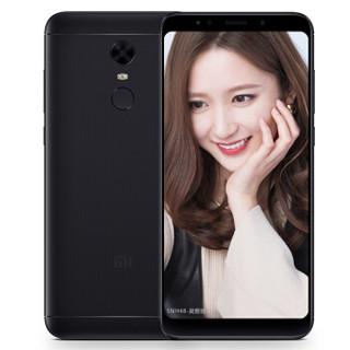 MI 小米 红米5 Plus 智能手机 4GB+64GB 黑色