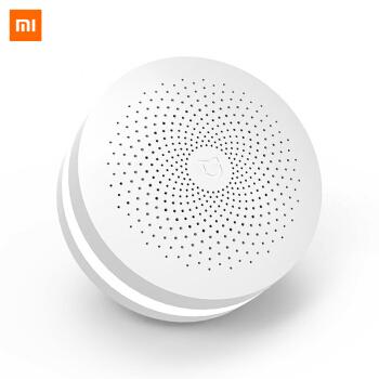 MI 小米 26001478359 米家多功能网关 (白色)