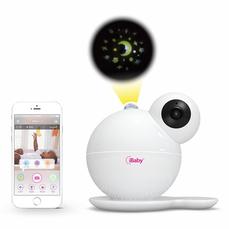 iBabycloud 愛貝寶 iBaby M7 嬰兒看護監視器