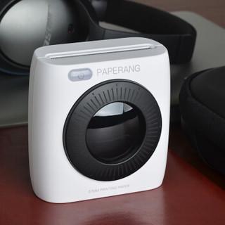 PAPERANG 喵喵机 P2 小票打印机 (白色、其它、无线、热敏)