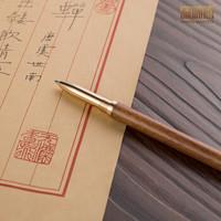 铜师傅 铜木主义之一 非洲酸枝笔