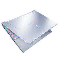 MACHENIKE 机械师 F117-B6 15.6英寸游戏本(i7-8750H、8GB、256GB、GTX1060 6G、72%色域 )