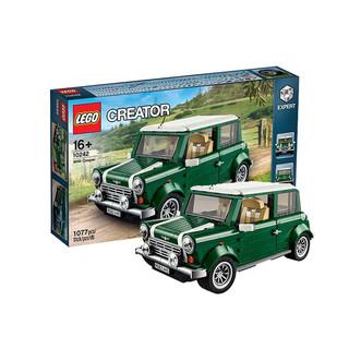 23日0-2点 : LEGO 乐高 创意系列 10242 Mini Cooper Mk VII